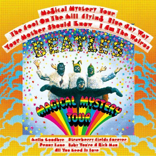 BEATLES / ビートルズ / ザ・ビートルズ・LPレコード・コレクション 第7号 マジカル・ミステリー・ツアー (BOOK+180G LP)