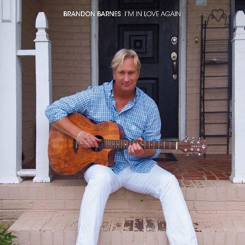 BRANDON BARNES / ブランドン・バーンズ / I'M IN LOVE AGAIN / アイム・イン・ラヴ・アゲイン