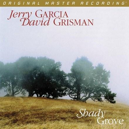JERRY GARCIA & DAVID GRISMAN / ジェリー・ガルシア&デヴィッド・グリスマン / SHADY GROVE (180G 2LP)
