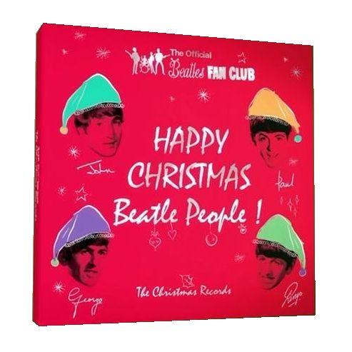 """BEATLES / ビートルズ / クリスマス・レコード・ボックス (7X7"""" BOX)"""