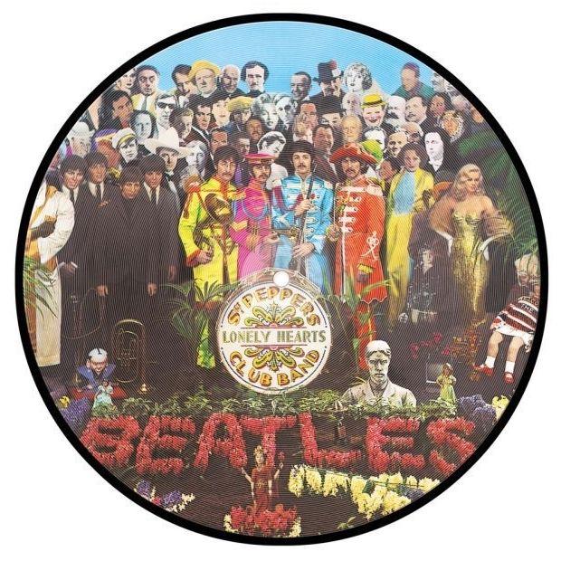 BEATLES / ビートルズ / サージェント・ペパーズ・ロンリー・ハーツ・クラブ・バンド (50周年記念ピクチャー・ディスク・エディションLP)