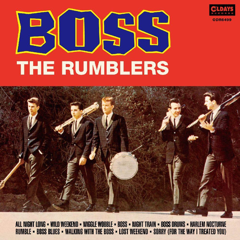 RUMBLERS / ランブラーズ / BOSS / ボス