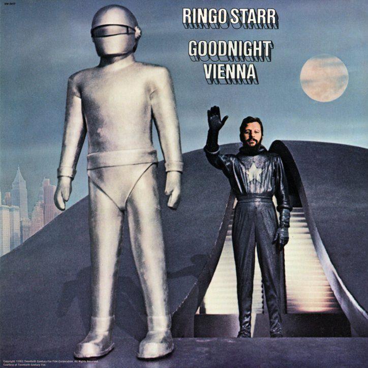 RINGO STARR / リンゴ・スター / GOODNIGHT VIENNA (180G LP)