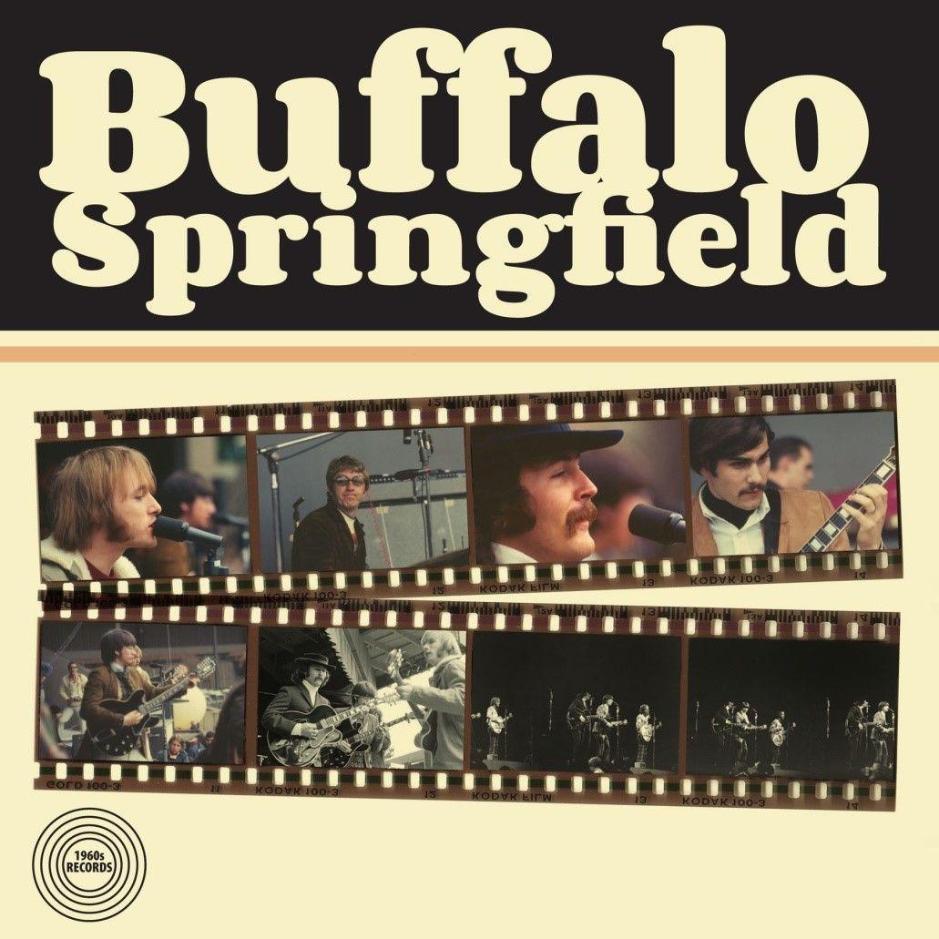 """BUFFALO SPRINGFIELD / バッファロー・スプリングフィールド / LIVE AT MONTEREY 1967 EP [7""""]"""