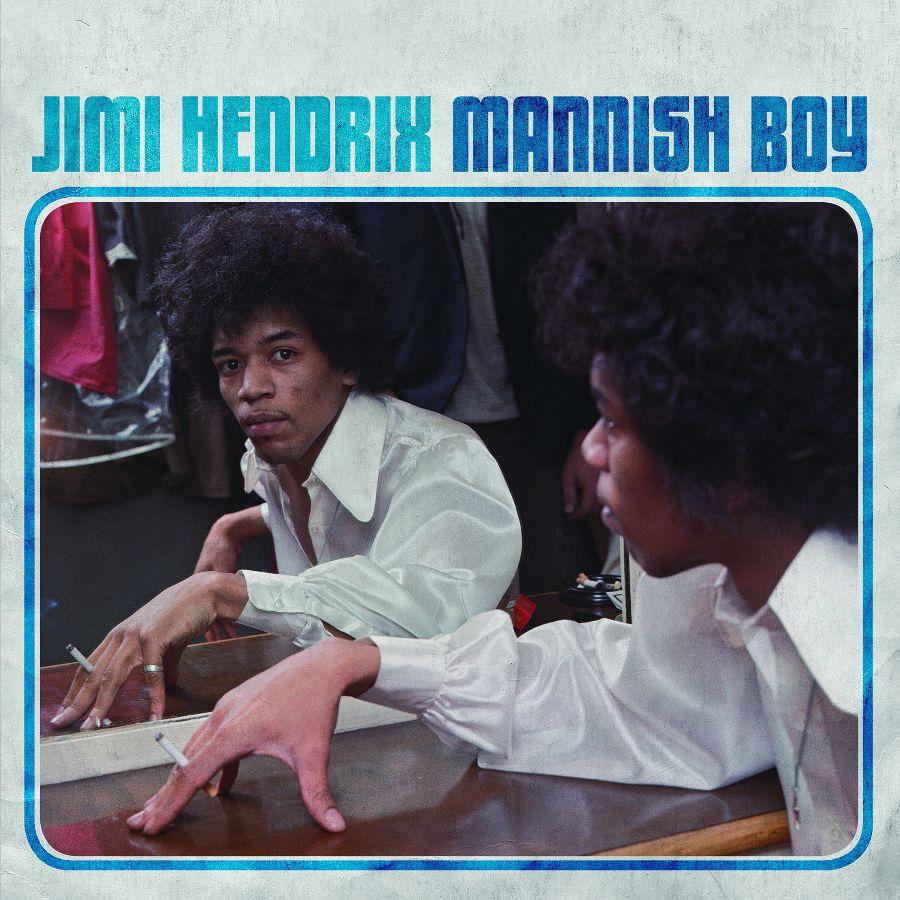 "JIMI HENDRIX (JIMI HENDRIX EXPERIENCE) / ジミ・ヘンドリックス (ジミ・ヘンドリックス・エクスペリエンス) / MANNISH BOY / TRASH MAN [7""]"