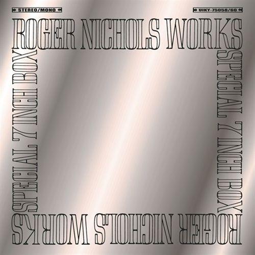 "V.A. / ROGER NICHOLS WORKS ~ SPECIAL 7INCH BOX (3X7"")"