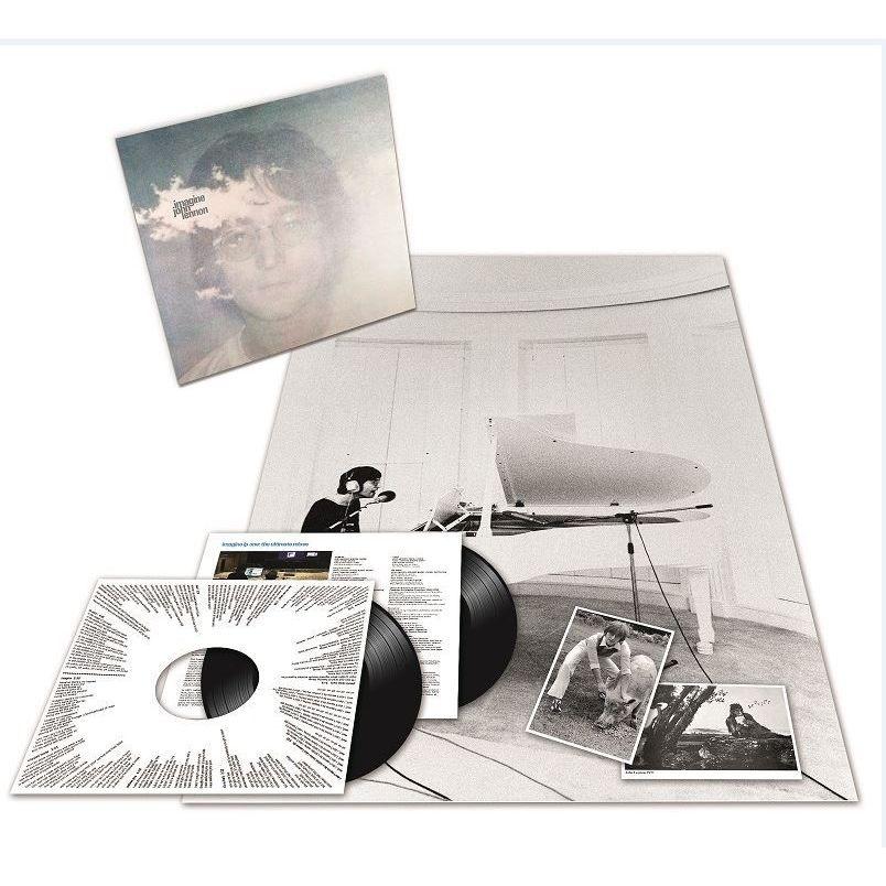 JOHN LENNON / ジョン・レノン / イマジン:アルティメイト・コレクション <2LP 直輸入盤仕様>