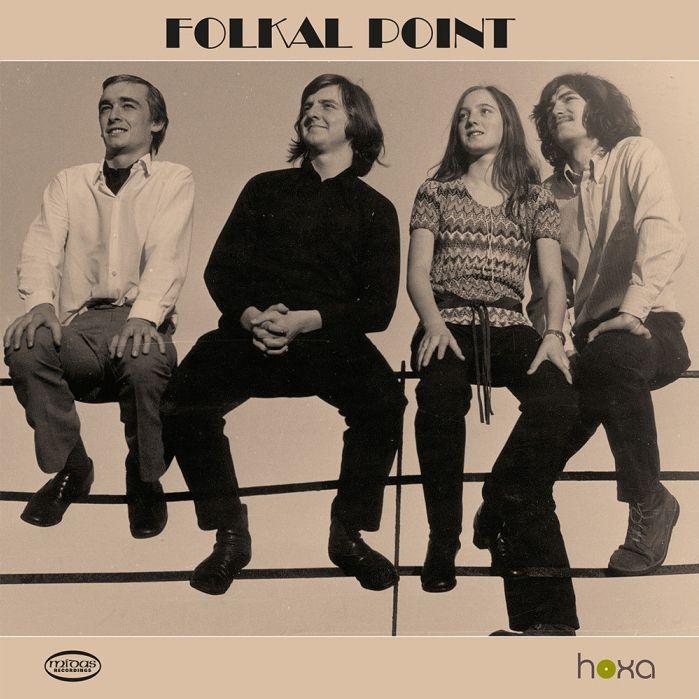 FOLKAL POINT / フォーカル・ポイント / FOLKAL POINT (LP)