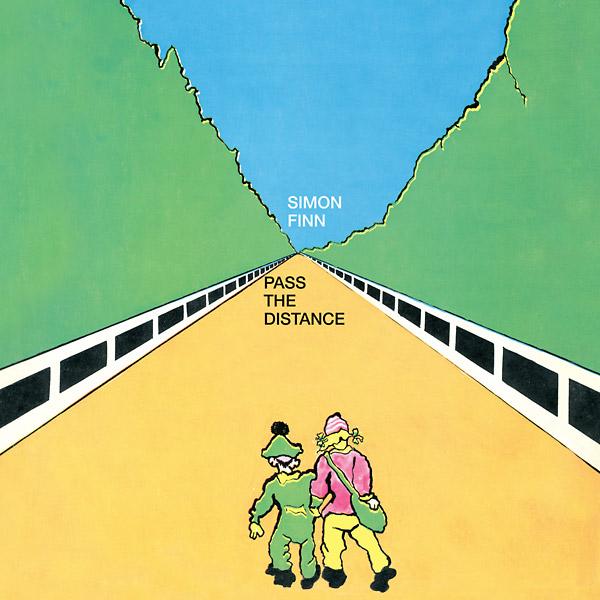 SIMON FINN / サイモン・フィン / PASS THE DISTANCE (LP)