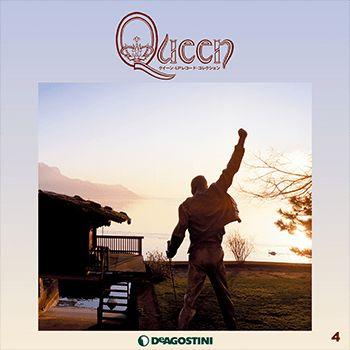 QUEEN / クイーン / MADE IN HEAVEN クイーンLPレコードコレクション 全国 4号