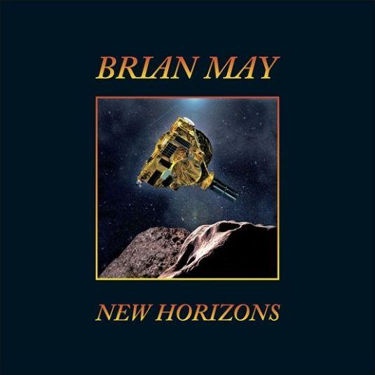 "BRIAN MAY (QUEEN) / ブライアン・メイ(クイーン) / NEW HORIZONS [12""]"