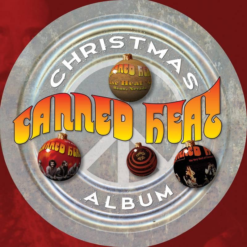 CANNED HEAT / キャンド・ヒート / CHRISTMAS ALBUM [COLORED LP]