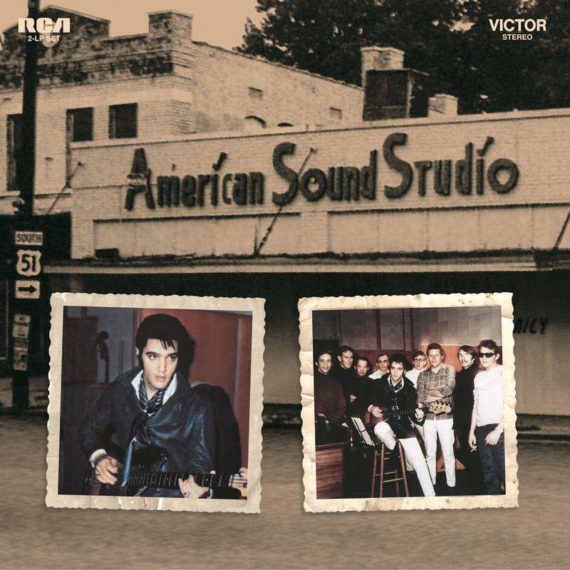 ELVIS PRESLEY / エルヴィス・プレスリー / AMERICAN SOUND 1969 HIGHLIGHTS [2LP]