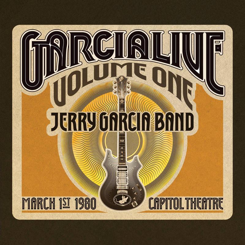 JERRY GARCIA BAND / ジェリー・ガルシア・バンド / GARCIALIVE VOLUME ONE: MARCH 1ST, 1980 CAPITOL THEATRE [180G 5LP]