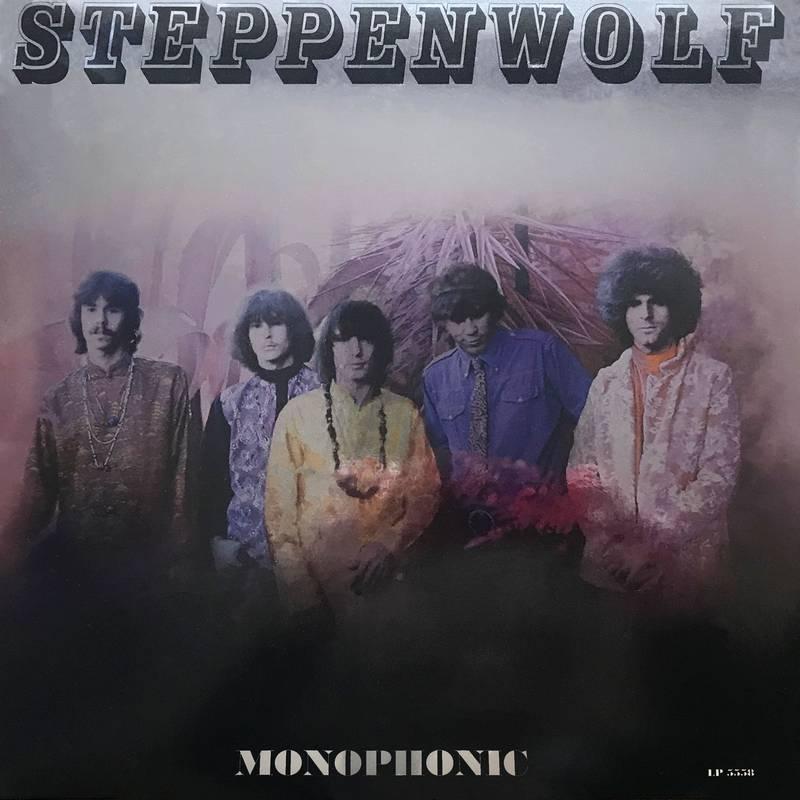 STEPPENWOLF / ステッペンウルフ / STEPPENWOLF (MONO) [COLORED LP]