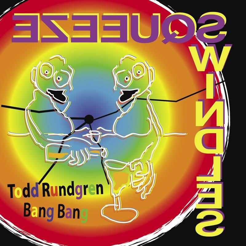 "TODD RUNDGREN (& UTOPIA) / トッド・ラングレン (&ユートピア) / BANG BANG [7""]"