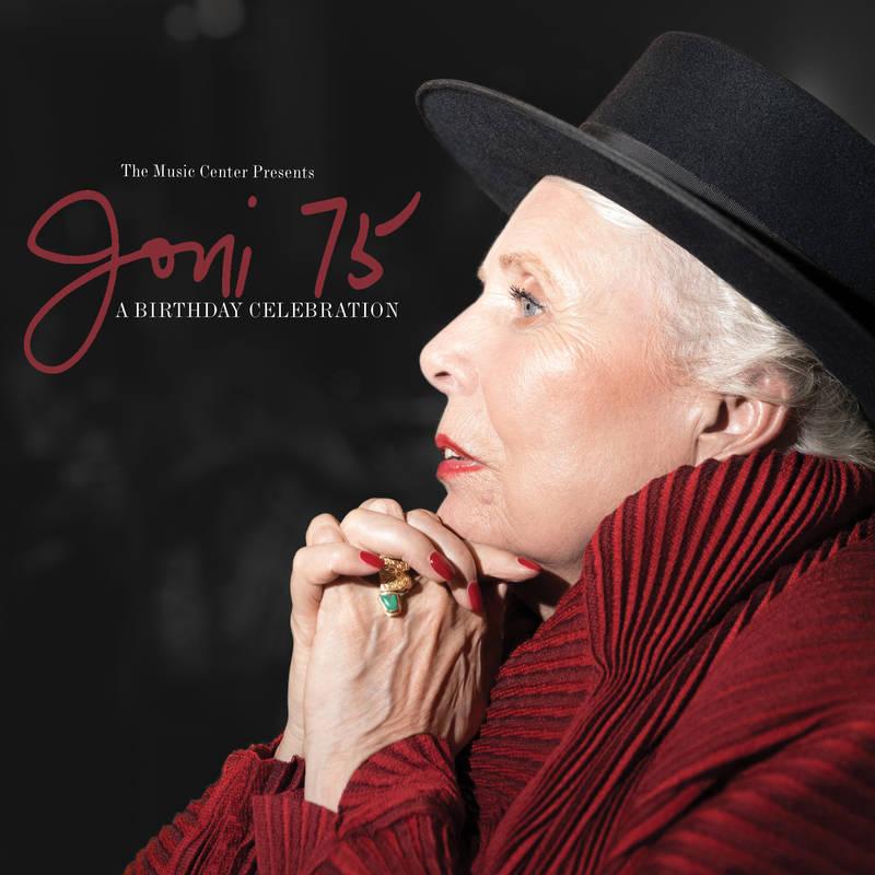 V.A. (ROCK GIANTS) / JONI 75 - A JONI MITCHELL BIRTHDAY CELEBRATION [2LP]