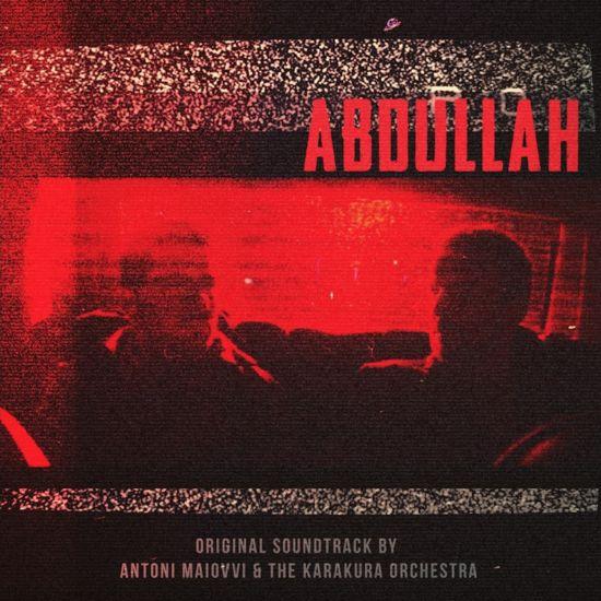 ANTON MAIOVVI & THE KARAKURA ORCHESTRA / ABDULLAH (ORIGINAL SCORE) [LP+DVD]