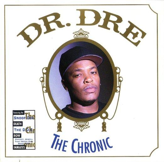 "DR.DRE / ドクター・ドレー / CHRONIC ""2LP"""