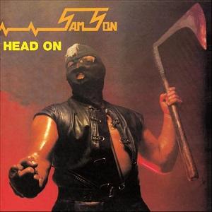 SAMSON (METAL) / サムソン / HEAD ON