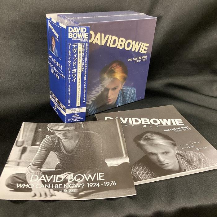 DAVID BOWIE / デヴィッド・ボウイ / フー・キャン・アイ・ビー・ナウ? 1974-1976