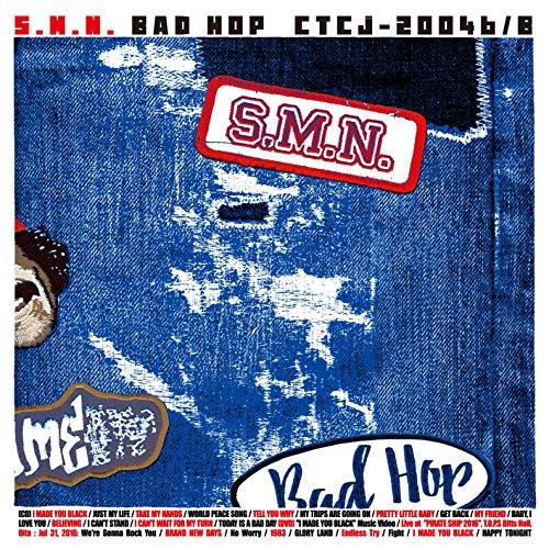 S.M.N. / BAD HOP(初回限定盤)