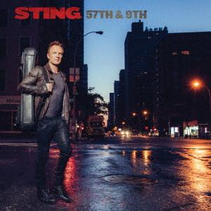 STING / スティング / ニューヨーク9番街57丁目 (CD+DVD/デラックス)