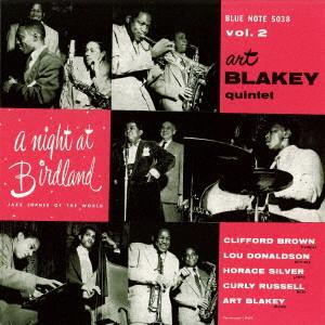 ART BLAKEY / アート・ブレイキー / コンプリート・バードランドの夜 Vol. 2 +2