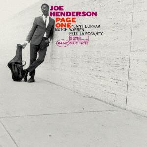 JOE HENDERSON / ジョー・ヘンダーソン / ページ・ワン