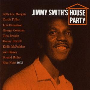 JIMMY SMITH / ジミー・スミス / ハウス・パーティ +1