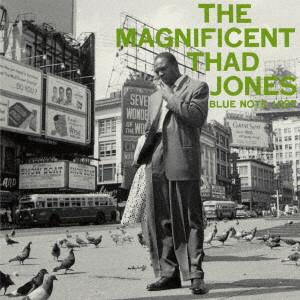 THAD JONES / サド・ジョーンズ / ザ・マグニフィセント・サド・ジョーンズ +2