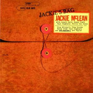 JACKIE MCLEAN / ジャッキー・マクリーン / ジャッキーズ・バッグ +3