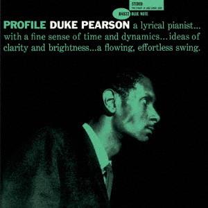 DUKE PEARSON / デューク・ピアソン / プロフィール