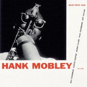 HANK MOBLEY / ハンク・モブレー / ハンク・モブレー