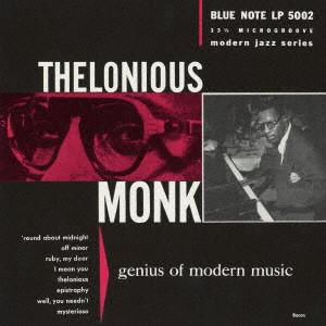 THELONIOUS MONK / セロニアス・モンク / コンプリート・ジーニアス・オブ・モダン・ミュージック Vol. 1