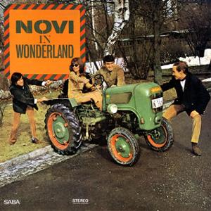 NOVI SINGERS / ノヴィ・シンガーズ / Novi In Wonderland  / ノヴィ・イン・ワンダーランド