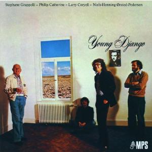 STEPHANE GRAPPELLI / ステファン・グラッペリ / Young Django  / ヤング・ジャンゴ
