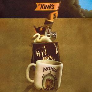 KINKS / キンクス / アーサー、もしくは大英帝国の衰退ならびに滅亡(デラックス・エディション)