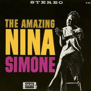 NINA SIMONE / ニーナ・シモン / ジ・アメイジング・ニーナ・シモン