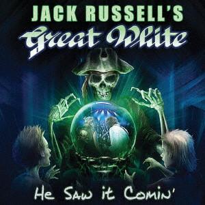 JACK RUSSELL'S GREAT WHITE / ジャック・ラッセルズ・グレイト・ホワイト / THE GAUNTLET / ザ・ガントレット