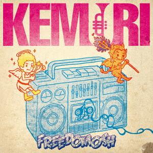 KEMURI / ケムリ / FREEDOMOSH(DVD付)