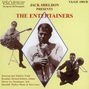 JACK SHELDON / ジャック・シェルドン / ジ・エンターテイナーズ