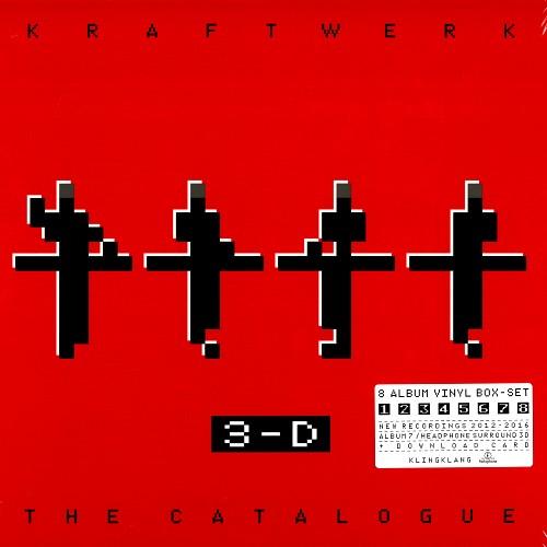 KRAFTWERK / クラフトワーク / 3-D: THE CATALOGUE - 180g LIMITED VINYL