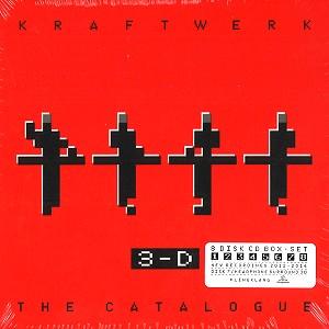 KRAFTWERK / クラフトワーク / 3-D: THE CATALOGUE