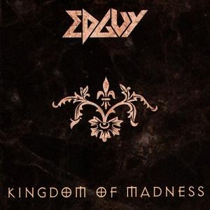 EDGUY / エドガイ / KINGDOM OF MADNESS / キングダム・オヴ・マッドネス<紙ジャケット / SHM-CD>