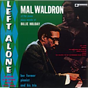 MAL WALDRON / マル・ウォルドロン / レフト・アローン +6(UHQCD)
