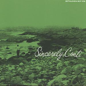 CONTE CANDOLI / コンテ・カンドリ / シンシアリー・コンテ(UHQCD)