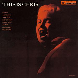 CHRIS CONNOR / クリス・コナー / ジス・イズ・クリス(UHQCD)