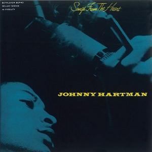 JOHNNY HARTMAN / ジョニー・ハートマン / ソングス・フロム・ザ・ハート+6(UHQCD)