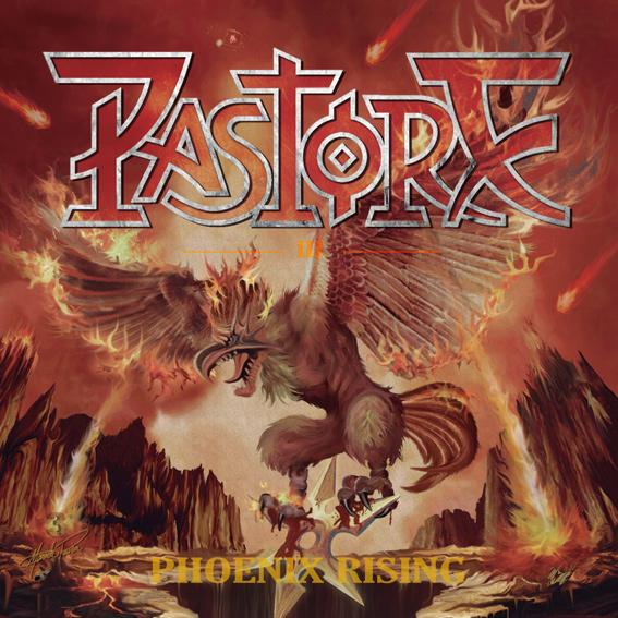 PASTORE / パストーレ / PHENIX RISING / フェニックス・ライジング